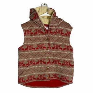FREE PEOPLE woman's vest size Large
